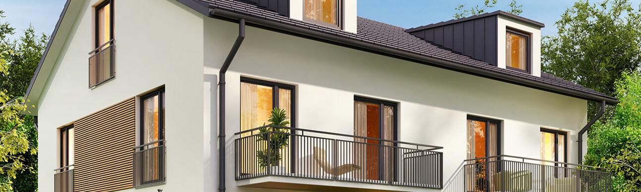 Mehrfamilienhaus Immobilie