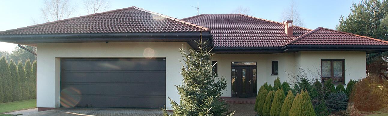 Einstöckiges Einfamilienhaus Immobilie