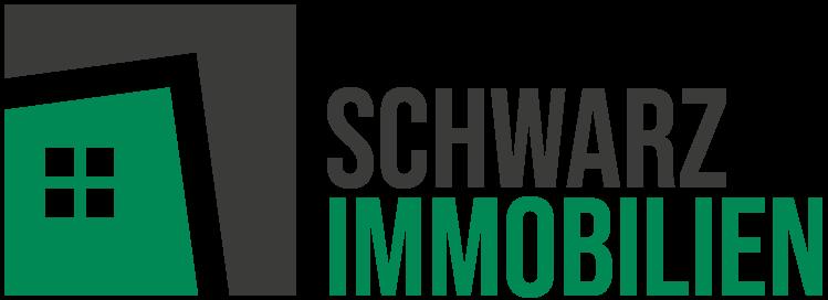 Schwarz Immobilien Logo PNG