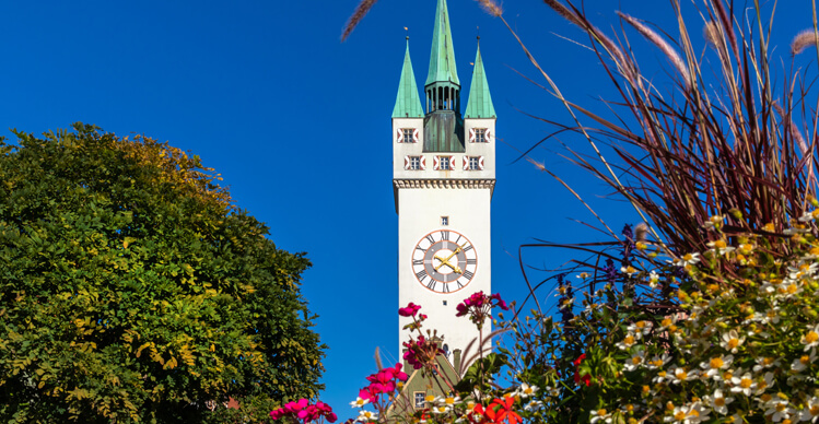 Altstädter Turm in Straubing